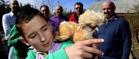 Zas se convirtió en la capital provincial de la avicultura